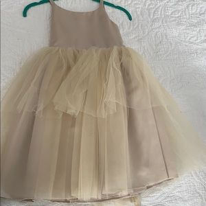 Flower girl or special occasion dress